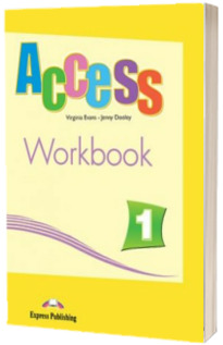 Acces 1. Workbook with Digibooks