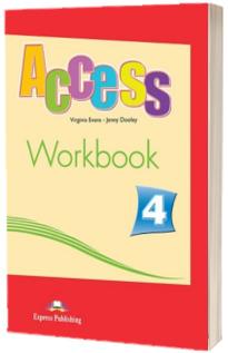 Acces 4. Workbook with Digibook app