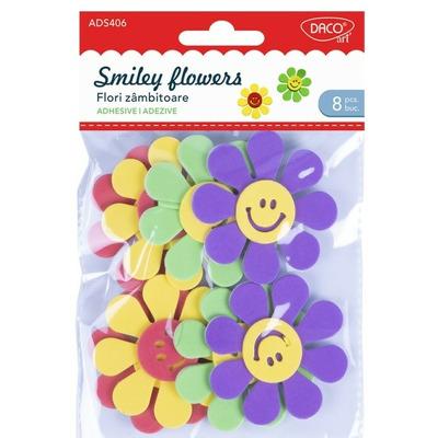 Accesorii craft flori zambitoare, ADS406
