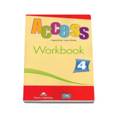 Access 4 Workbook (B1+) - Limba engleza caietul elevului pentru clasa a VIII-a