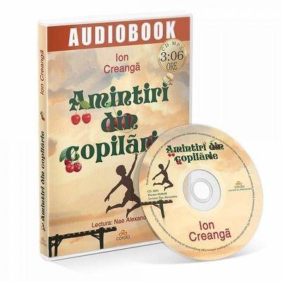 Amintiri din copilarie. Audiobook