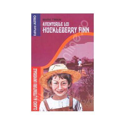 Aventurile lui Huckleberry Finn (Mark Twain)