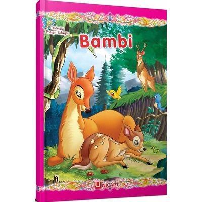 Bambi (bilingva romana-engleza)