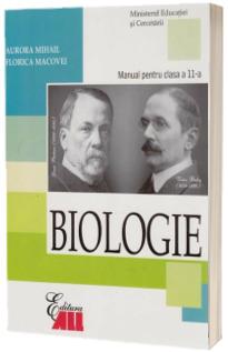 Biologie. Manual pentru clasa a XI-a (Aurora Mihail)