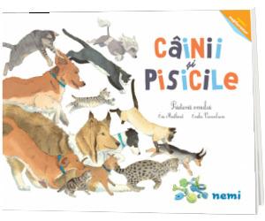 Cainii si pisicile, prietenii omului
