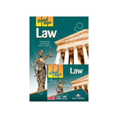 Career Paths. Law Technology with audio CDs (UK version)