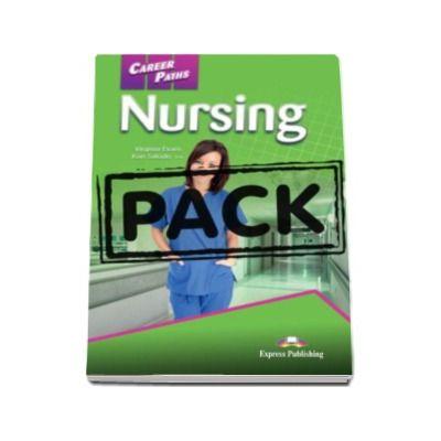Career Paths. Nursing with audio CDs and Teachers Book (UK version)