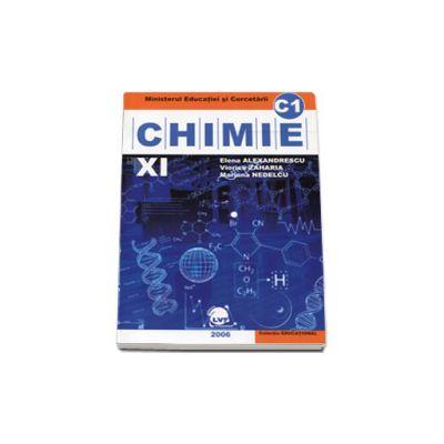 Chimie C1 manual pentru clasa a XI-a -ed. Crepuscul