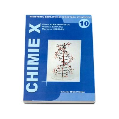 Chimie manual pentru clasa a X-a (Alexandrescu)