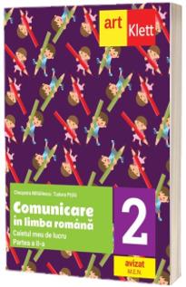 Comunicare in limba romana, Caietul meu de lucru pentru clasa a II-a, partea II-a