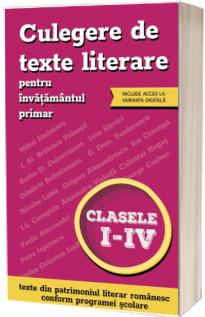 Culegere de texte literare pentru invatamantul primar, clasele I-IV