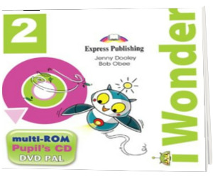 Curs de limba engleza iWonder 2 Multi-ROM