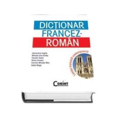 Dictionar francez - roman. Limba franceza contemporana