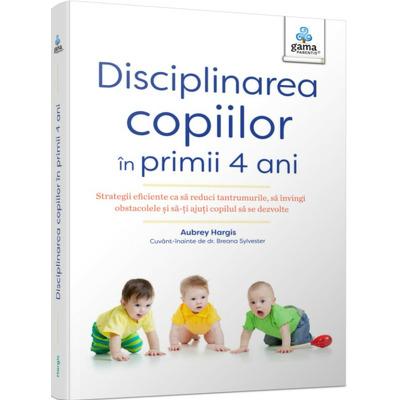 Disciplinarea copiilor in primii 4 ani