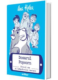 Dosarul Popcorn 1: Primul caz al Detectivilor Aerieni