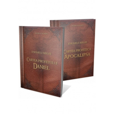 Enigmele bibliei. Set 2 carti