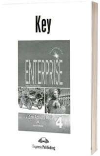 Enterprise 4 Intermediate Video Activity Book Key
