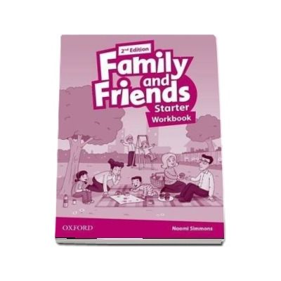 Family and Friends Starter. Workbook, 2nd edition