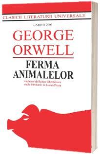 Ferma Animalelor - Studiu introductiv de Lucian Pricop