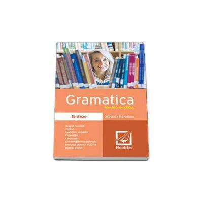 Gramatica limbii engleze - sinteze (Nivel intermediar -avansat, A2-B2, CECL)