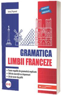 Gramatica limbii franceze (A1-B2)