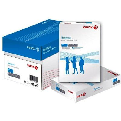 Hartie alba pentru copiator, A4, 80gr/mp, 500coli/top, XEROX Business