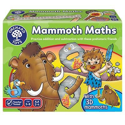 Joc educativ Matematica Mamutilor. MAMMOTH MATH