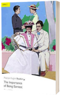 Level 2: The Importance of Being Earnest Book and MP3 Pack