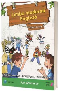 Limba moderna engleza, fun grammar pentru clasa a IV-a