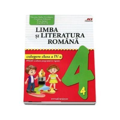 Limba si literatura romana, culegere clasa a IV-a