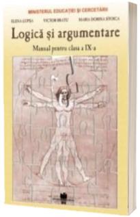 Logica si argumentare, manual clasa a IX-a, Elena Lupsa