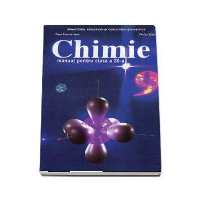 Manual de chimie pentru clasa a IX-a (Elena Alexandrescu si Viorica Zaharia)
