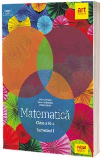 Matematica. Clasa a VI-a, semestrul I. Clubul Matematicienilor