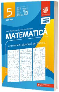 Matematica, consolidare. Culegere pentru clasa a V-a, partea I (2021-2022)
