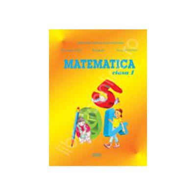 Matematica manual pentru clasa I (Elena Rosu)