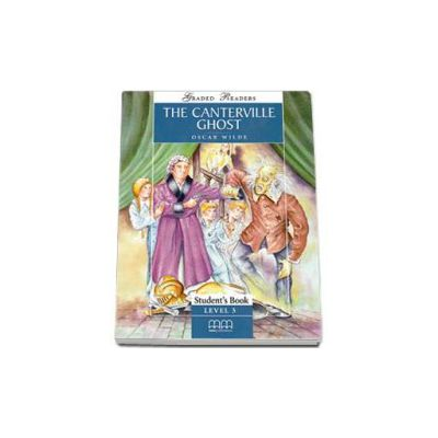The Canterville Ghost. Graded Readers level 3 (Pre-Intermediate) readers pack with CD