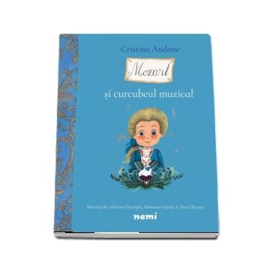 Mozart si curcubeul muzical