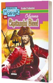 Odiseea capitanului Blood. Colectia Moby Dick