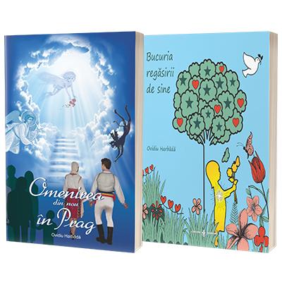 Serie de autor Ovidiu Harbada. Bucuria Regasirii de sine si Omenirea din nou in Prag