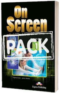 On Screen 1. Students Book with DigiBooks App