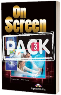 On Screen 3. Students Book with Digibook App