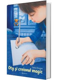 Oty si creionul magic (Hardcover)