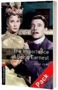Oxford Bookworms Library. Level 2. The Importance of Being Earnest Playscript audio CD pack
