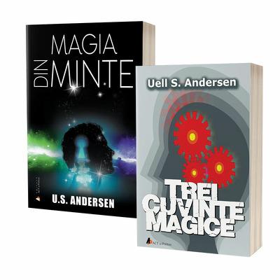 Pachetul magic: magia din minte si 3 cuvinte magice