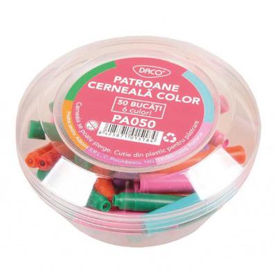 Patron cerneala color set 50, cutie plastic
