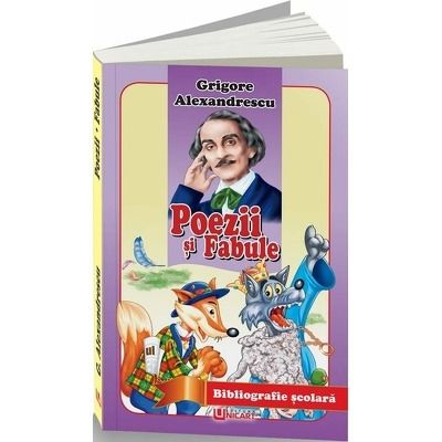 Poezii si fabule Grigore Alexandrescu
