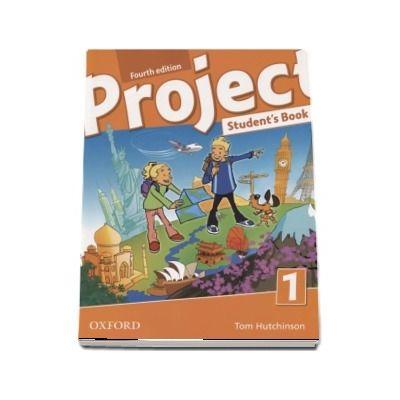 Project, Fourth Edition Level 1 Students Book - Tom Hutchinson (Editia 2018)