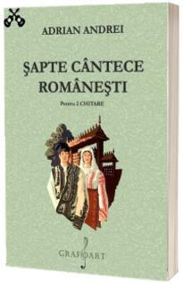 Sapte cantece romanesti pentru doua chitare