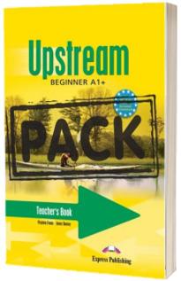 Upstream Beginner A1+Teachers Book with Test Booklet CD-ROM
